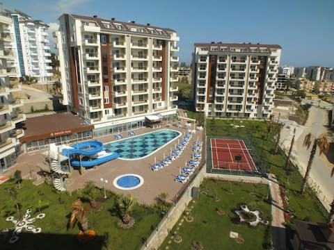 Квартира-студио Orion Resort 5 Турция