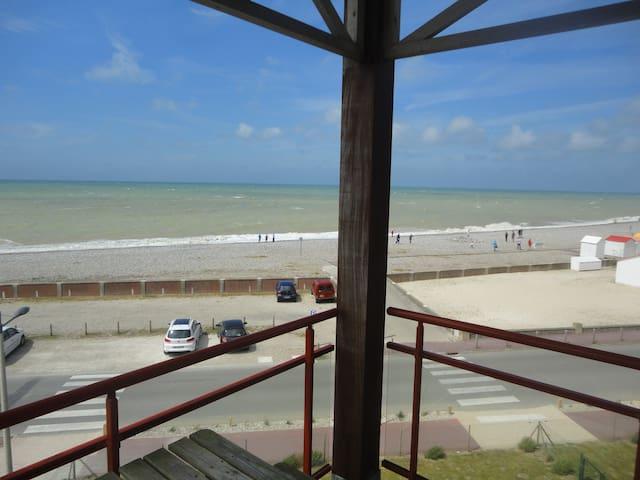 Domaine de la plage Criel sur Mer - Criel-sur-Mer - Lejlighed
