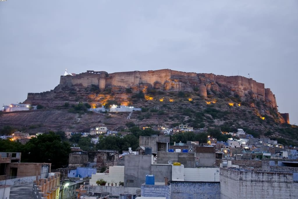 Hem Guest House Guesthouses For Rent In Jodhpur