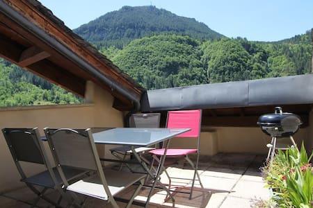 Gîte LE TOMPLE - gorges du Tarn - Ispagnac