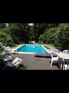 Villa con Piscina Lago Maggiore - Cissano - วิลล่า
