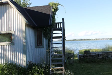 1+1 cabins at seaside - Borgholm