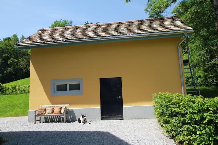 Wellness Häuschen / Cottage im Züri - Oberland