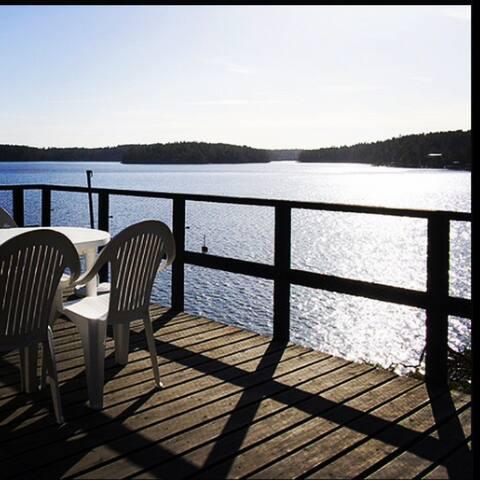 Sommaridyll i Stockholms skärgård - Värmdö - Cabin