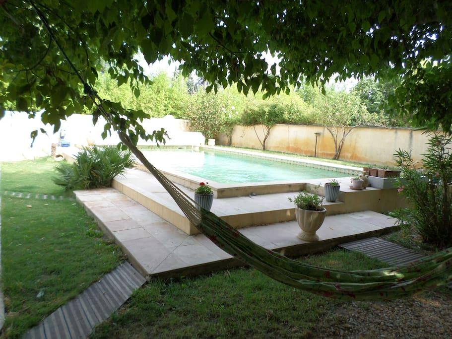 Maison 170 m2 avec grande piscine maisons louer for Agrandissement maison 170 m2