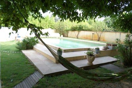 maison 170 m2 avec grande piscine - Sarrians