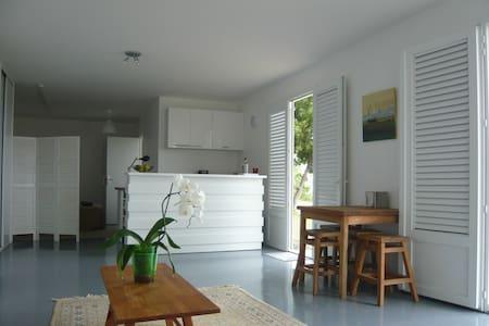 Studio de charme vue sur mer - LE FRANCOIS - Vila