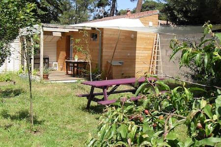 Studio de charme avec jardin. - Saint-Brevin-les-Pins - Apartamento