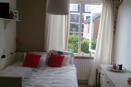 Cosy Double Room + wonderful breakf - Utrecht