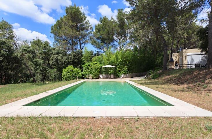 Villa Piscine Avignon / St-Rémy - Noves - Huis