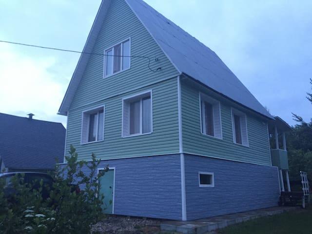 Летний дом (дача) с верандой - Вороново