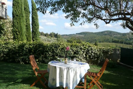 LA LUNA Bed and Breakfast - Province of Florence