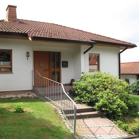 Ferienhaus Erb in Poppenhausen - Poppenhausen (Wasserkuppe) - Hus