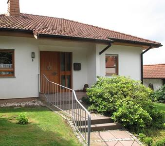 Ferienhaus Erb in Poppenhausen - Poppenhausen (Wasserkuppe) - 独立屋