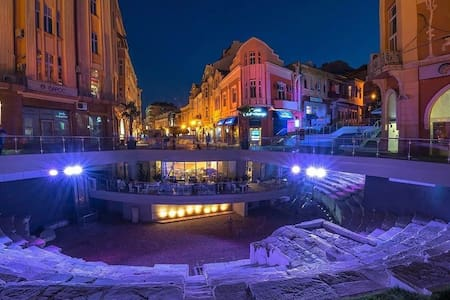 A Lovely Roman Arena Central Flat - Plovdiv - Appartamento