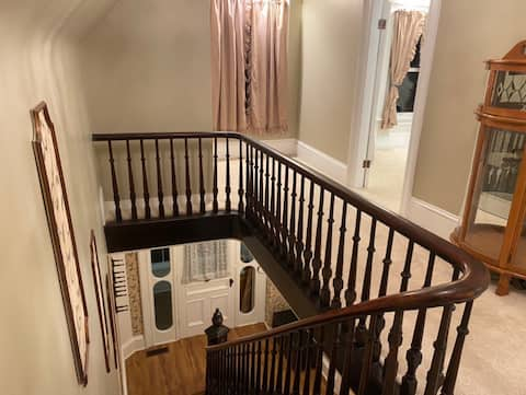 Entire century home, elegant & centrally located.