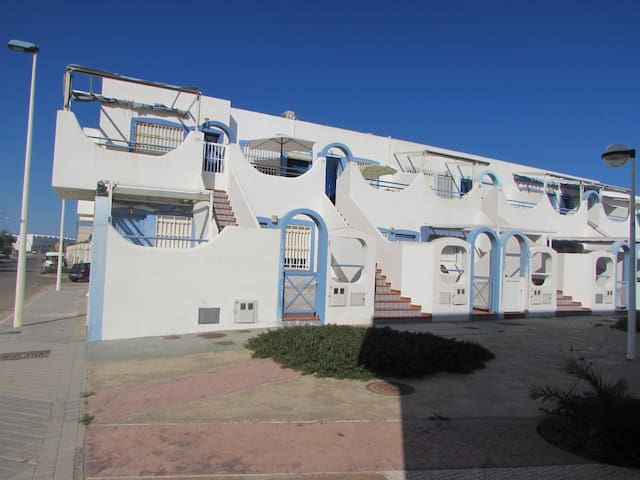 Cute apartment 100m from the beach - Cabo de Gata - Daire