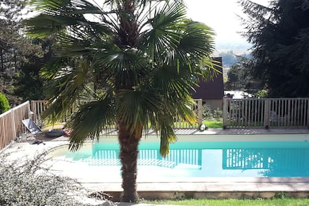 Villa détente route des grands vins - Givry