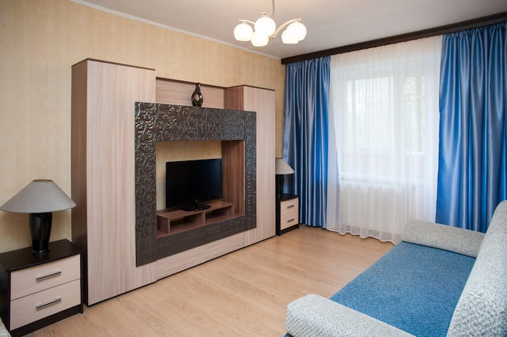 Апартаменты Moskva4you Третьяковска