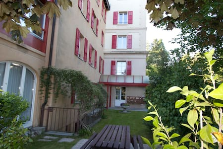 Meublé 42m2 quartier résidentiel - Pully - Wohnung