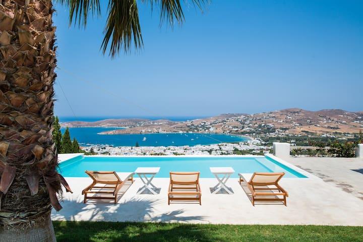 Polos Private Villa - Paros island