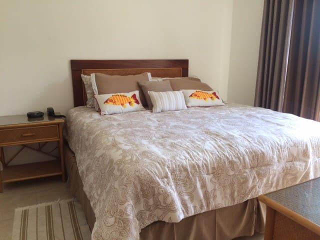 Principal Room - King size bed