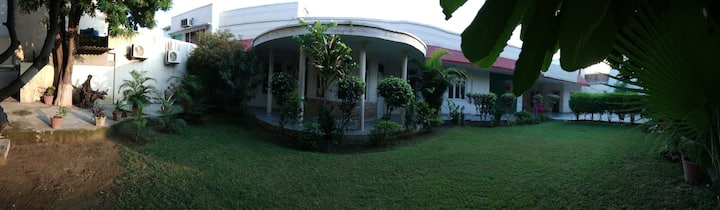 Kuckoo's villa - Modern villa, garden and parking