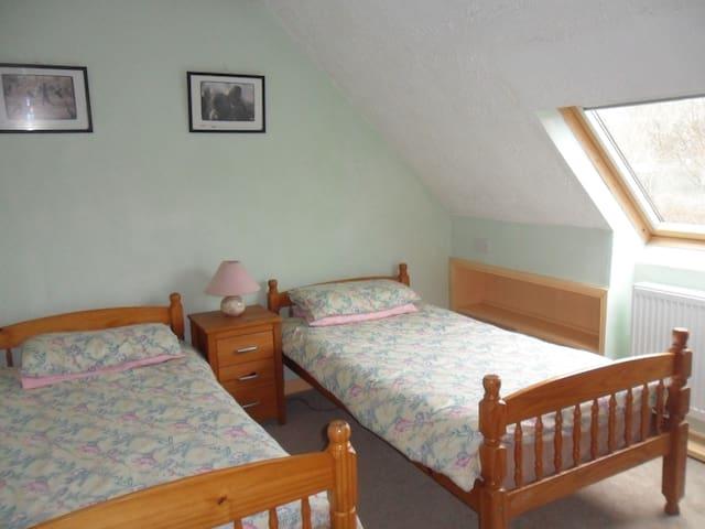 Cape Clear Island - Twin room
