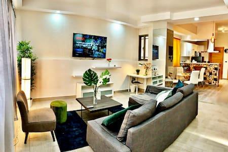 Millón- Comfortable/Modern/Chill/Apartment/Netflix