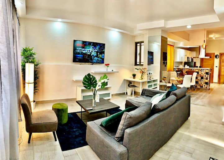 EL MILLÓN/Comfortable Modern Apartment/COZY!!