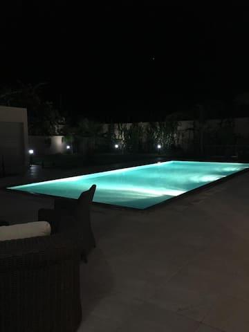 Luxueuse Villa d'architecte