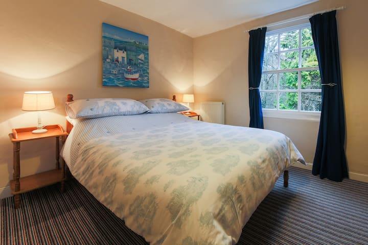Foye Old Echange B&B room 2 - Fowey - Bed & Breakfast