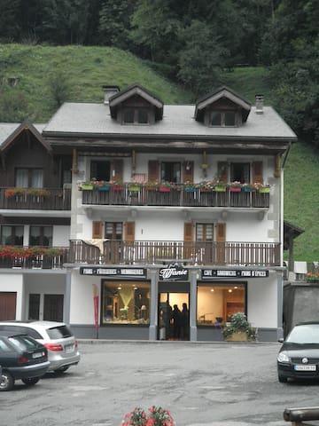 Appartement chaleureux en station de ski - Sixt-Fer-à-Cheval - Pis