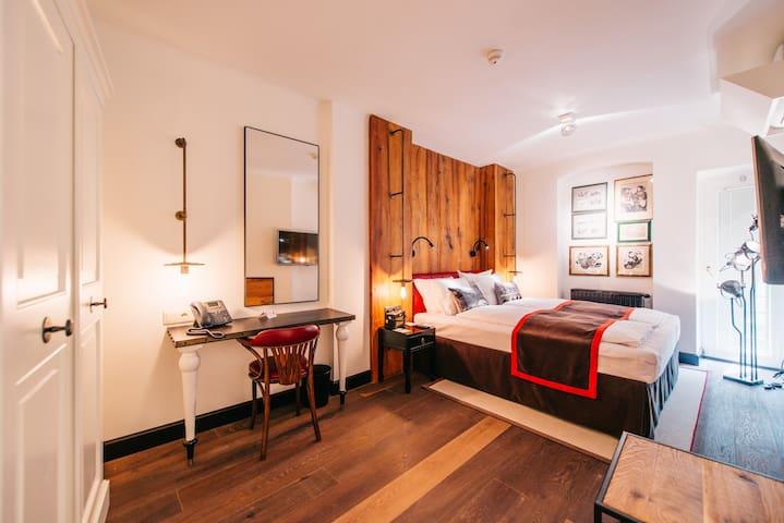 PEST-BUDA Design Hotel ECONOMY ROOM @ Buda Castle