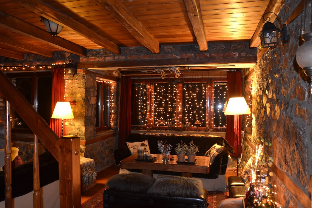 Σαλόνι (διπλός καναπές)