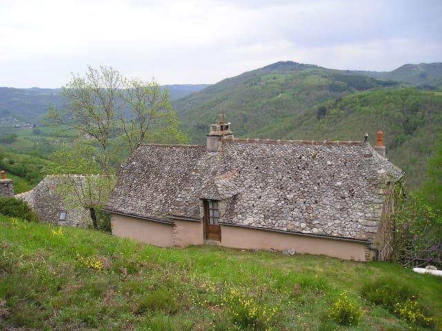 La Margoie à Le FEL - Entraygues-sur-Truyère - Ház