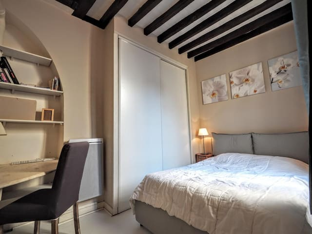 Modern and  cozy 2 rooms apartment in Le Marais
