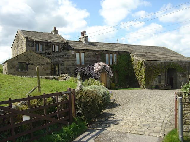 The Barn Cottage - West Yorkshire