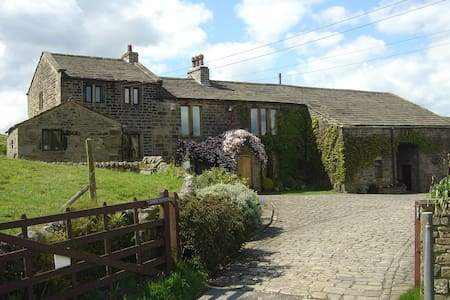 The Barn Cottage - West Yorkshire - Haus