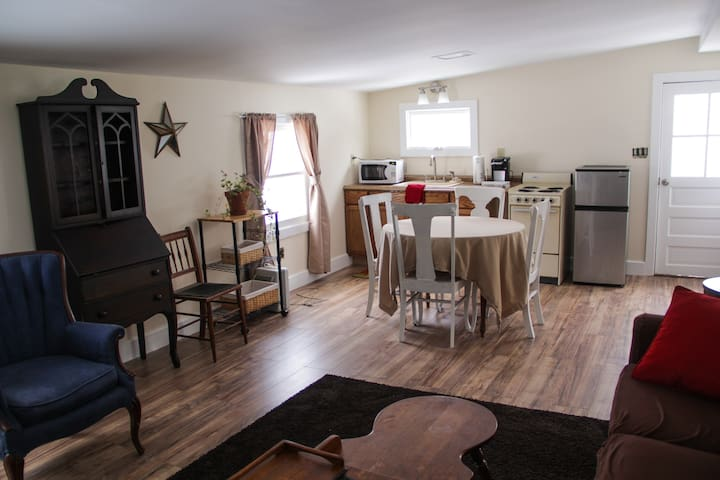 Mountain Apt. Close to Skiing Nestled in the Woods - Chittenden - Lakás