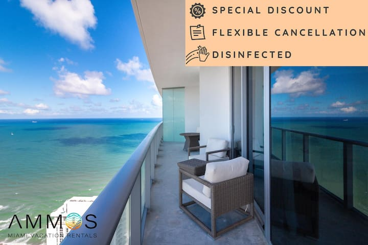 Miami! 4012 HYDE Beach Penthouse Panoramic Ocean