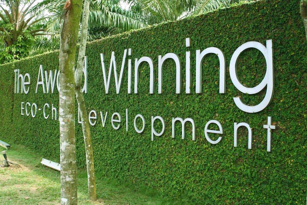 Multiple Award Winning Project from FIABCI International