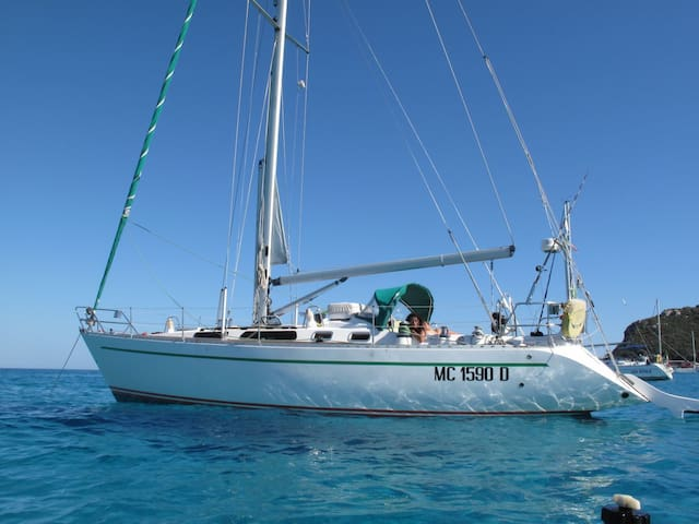 Sailing weeks in Tuscany, Sardinia, Sicily, Greece - Santa Maria Navarrese - Boot