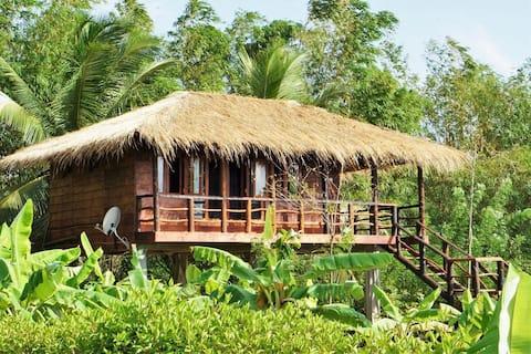 Canopy Treehouse at The Hideout Sigiriya