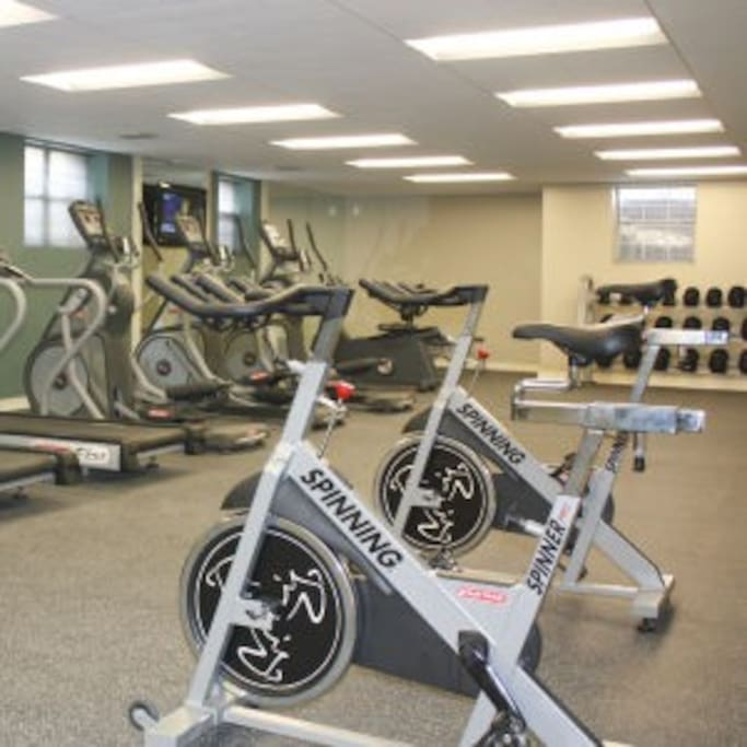 24 Hour Access Gym