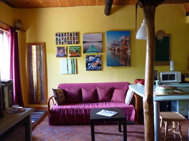 Apartamento El Rincón de Chris - San Esteban de la Sierra - Lägenhet