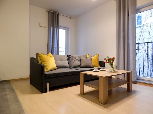 Sabbia-modern apartment with one bedroom