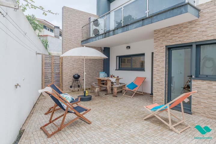 ★HomeConnect Stories★ Spacious & Peacefull house with terrace ★