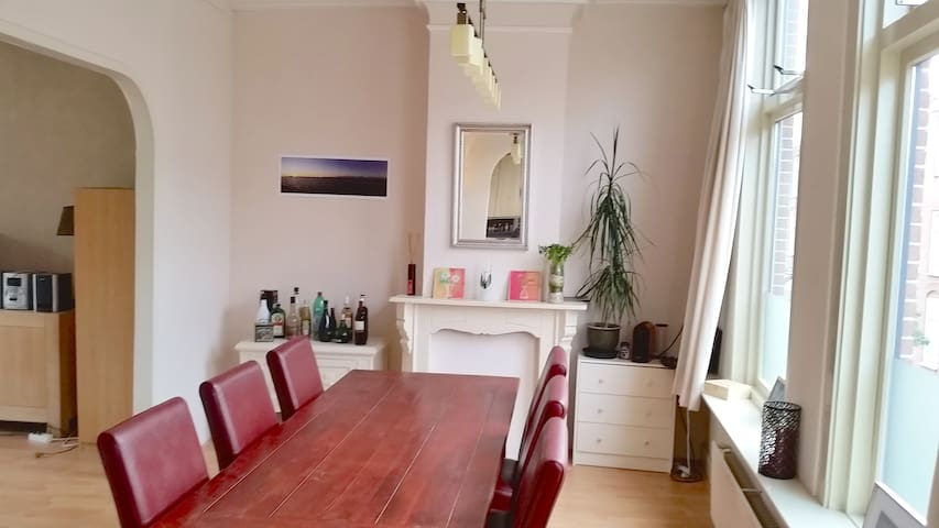 2 storey apartment in the center - Utrecht - Flat