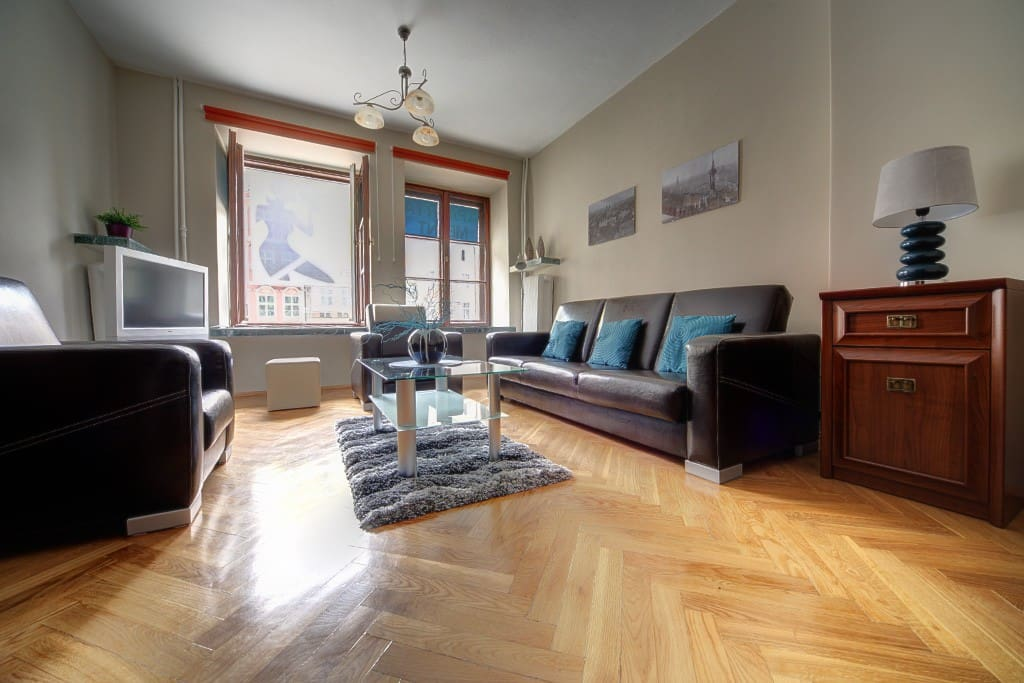 Apartment just on the Market Square